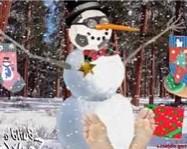 Build a snowman ingyen játék