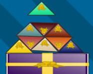 Christmas stacker Mikulásos játékok