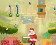 Civiballs xmas levels pack online Mikulásos játék