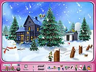Find the Christmas objects online mikul�sos j�t�k