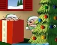 Santa showdown Mikulásos játékok