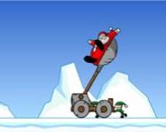 Slingshot Santa online