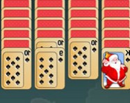 Spider solitaire christmas edition online